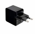 Wall Charger USB Adapter (Black)